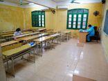 Thi vào 10 THPT ở Hà Nội: Phòng thi đặc biệt chỉ có 1 thí sinh