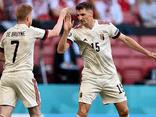 Kết quả EURO 2020 Đan Mạch - Bỉ: Định đoạt bởi ngôi sao