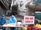 Trưa 1/8, Hà Nội ghi nhận thêm 39 ca nhiễm COVID-19