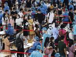 Trung Quốc: Dịch lan tới vùng lũ