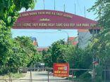 Người bán rau mắc COVID-19, Hà Nội cách ly một xã hơn 9.300 người