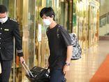 Hình ảnh đội tuyện Việt Nam hội quân trở lại tại Hà Nội, kỳ vọng ở Công Phượng