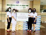 Xã hội - Orgalife trao tặng hơn 1 tỷ đồng sản phẩm dinh dưỡng để tiếp sức cho bệnh nhân và cán bộ y tế tuyến đầu chống dịch Covid-19