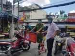 Xã hội - An Khánh(Thủ Đức – TP. Hồ Chí Minh):Thực hiện nghiêm chỉ đạo của thành phố về phòng chống dịch