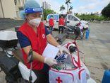 TP. Thủ Đức ra mắt các đội tiêm vaccine ngừa COVID-19 lưu động