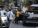 """Tin tức tai nạn giao thông mới ngày 17/9: Lái xe ô tô nghi ngáo đá """"đại náo"""" phố Thụy Khuê"""