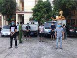 Hải Dương: 7 nam nữ thuê phòng nghỉ để sử dụng ma tuý