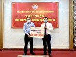 Bí quyết làm giàu - Tập đoàn Kosy ủng hộ tỉnh Bắc Giang 500 triệu đồng phòng chống dịch Covid-19