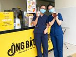 Cần biết - Cà phê Ông Bầu tiếp thêm năng lượng cho các y bác sĩ tuyến đầu chống dịch