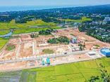 Truyền thông - Thương hiệu - Hoàn thiện tuyến phố thương mại phong cách châu Âu Khu đô thị Phú Mỹ Lộc