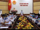 Thanh Hoá: Tiếp tục triển khai các nhiệm vụ cấp bách trong phòng, chống dịch COVID-19