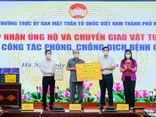 Kinh doanh - T&T Group trao tặng 1 triệu bộ kit xét nghiệm PCR Covid-19 trị giá 162 tỷ đồng hỗ trợ TP Hà Nội chống dịch