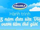 Kinh doanh - 45 năm với dấu ấn của Vinamilk - Thương hiệu quốc gia vươn ra thế giới