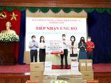 Tập đoàn BRG và Ngân hàng SeABank ủng hộ trang thiết bị y tế phòng chống dịch Covid-19 trị giá 6 tỷ đồng cho tỉnh Hà Nam
