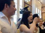 Dự lễ khai trương thẩm mỹ viện tụ tập đông người, nghệ sĩ Quang Tèo nói gì?