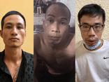 Bắt nhóm đối tượng cướp tài sản của shipper tại khu đô thị Thanh Hà