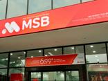 Mã MSB ào ào lên đỉnh, người nhà Chủ tịch Trần Anh Tuấn đăng ký bán 5,8 triệu cổ phiếu