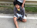 Trốn chốt kiểm dịch COVID-19, nam thanh niên hành hung chiến sĩ công an, lớn tiếng đe dọa