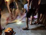 Thái Bình: Nghịch tử dùng kiếm tự chế chém cha nguy kịch