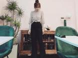 """Quyền lợi tiêu dùng - Monoco Dress tư vấn cách phối hợp mặc quần cạp cao siêu đơn giản cho các cô nàng có vòng 2 """"đẫy đà"""""""