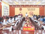 Thanh Hóa: Tăng cường các biện pháp cấp bách phòng chống dịch