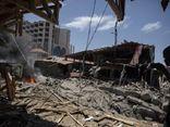 Israel nã đạn với 54 máy bay chiến đấu, các đường hầm ở Gaza bị phá hủy nặng nề