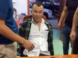 Bắt giữ người đàn ông trốn truy nã 21 năm khi đi làm căn cước công dân