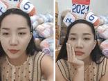 Vợ Lê Dương Bảo Lâm tiếp tục livestream bán hàng sau khi bị xử phạt vì kinh doanh đồ giả
