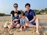 Chuyện làng sao - Đặng Thu Thảo khoe ảnh ngọt ngào bên ông xã, lần đầu tung khoảnh khắc gia đình 4 người