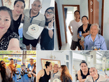 Tin tức giải trí - Tin tức giải trí mới nhất ngày 21/6: Nghệ sĩ Hồng Vân xuất hiện bên chồng con sau loạt lùm xùm