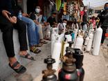 Indonesia lo ngại nguy cơ thiếu oxy do bệnh nhân COVID-19 nặng ngày càng tăng