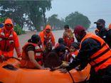 Lũ lụt và sạt lở đất kinh hoàng tại Ấn Độ, hơn 100 người thiệt mạng