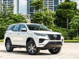 Bảng giá xe ô tô Toyota mới nhất tháng 8/2021: Toyota Fortuner giảm nhẹ chỉ từ 995 triệu đồng