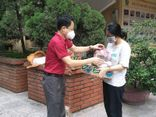 """Chuyện học đường - Sinh viên mắc kẹt ở Hà Nội: """"Cảm ơn vì chúng em không bị bỏ rơi"""""""