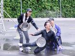 Running Man Việt mùa 2 tập 1: Anh cả Trường Giang chào sân cực