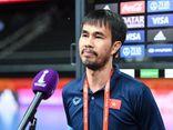 Huấn luyện viên đội tuyển futsal Việt Nam mắc COVID-19 ở vòng 1/8 World Cup 2021