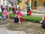 Thừa Thiên Huế: Vừa trở lại trường, 32 học sinh lớp 3 phải cách ly tập trung