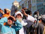 Taliban treo cổ tội phạm bắt cóc ở quảng trường Afghanistan