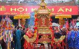 Cận cảnh nghi lễ rước nước tế cá tại lễ hội Đền Trần