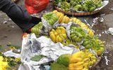 Rằm tháng Giêng: Người Hà Nội đua nhau mua chuối, phật thủ