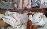 Tai nạn tàu hỏa ở Quảng Trị: Tài xế xe tải liệt cả 2 chân