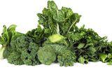 Những loại rau củ cực tốt cho bà bầu