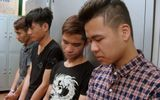 Nhóm sinh viên bịt mặt xông vào làng Việt kiều châu Âu cướp sa lưới