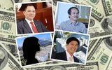 """4 đại gia Việt siêu giàu """"bốc hơi"""" trăm tỷ chỉ trong 1 ngày"""