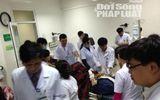 Công tác cứu chữa nạn nhân trong vụ sập giàn giáo ở Formosa