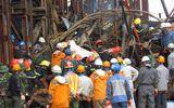 Sập giàn giáo ở Hà Tĩnh: Nạn nhân tử vong lên đến 17 người