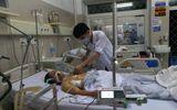 Nạn nhân vụ sập giàn giáo ở Hà Tĩnh: Trường hợp xấu nhất sẽ thay tim nhân tạo