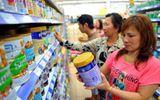 Giá sữa cho trẻ dưới 2 tuổi giảm 4%