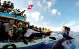 Hơn 600 người có thể đã chết vì lật thuyền trên biển Địa Trung Hải