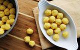 Cách làm bánh trôi nhân đậu xanh ngọt bùi vị tết Hàn thực